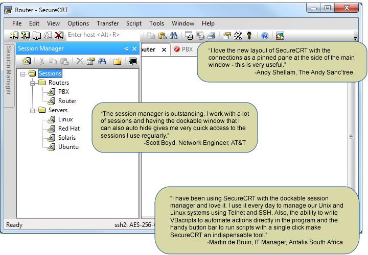 VanDyke ClientPack For Windows (64-bit) free download last version
