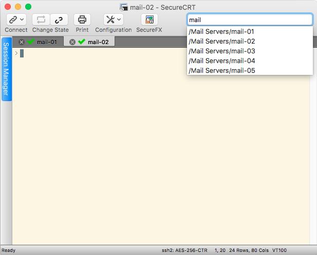SecureCRT Mac 破解版 Mac上专业的终端SSH工具-麦氪派