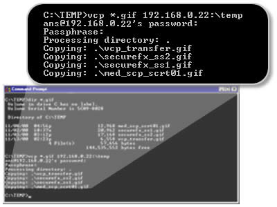 VanDyke ClientPack for Windows and UNIX screenshot: encryption,SSH,SSH client,SSH1,SSH2,Secure Shell,port forwarding